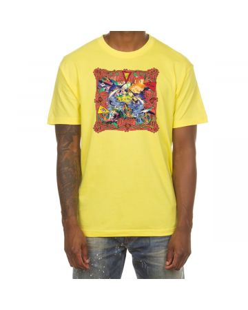 Vanguard SS Tee (Lime Light)