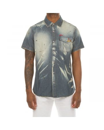 Caribe SS Woven (Silver Top)