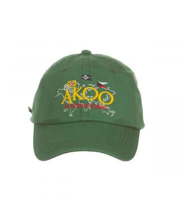 Sportsman Dad Hat (Pine Green)