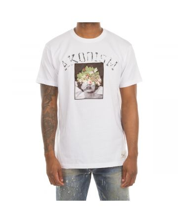 Akooism SS Knit (Bleached White)