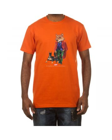 Sophisticated SS Tee (Orange)