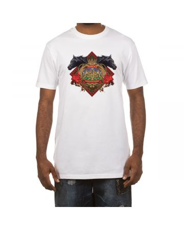 Gallop SS Tee (White)