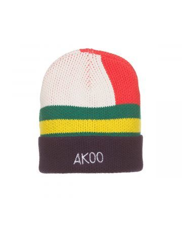 Flag Hat (Bleached White)