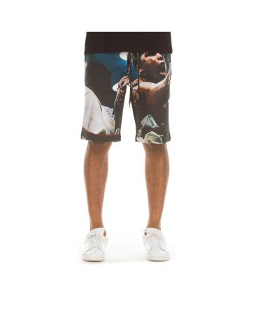 Dominance Short (Bleached White)