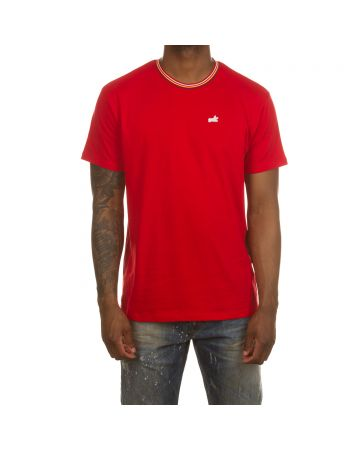 Apex SS Knit (Racing Red)