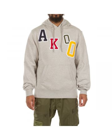 The Bets Hoody (Heather Grey)