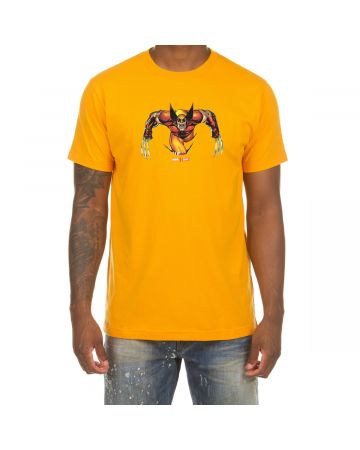 Wolverine SS Tee (Old Gold )