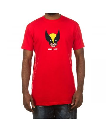 Logan SS Tee (Red)