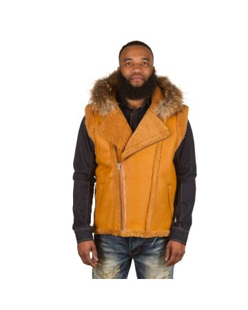 Alpine Ski Vest (Wheat)
