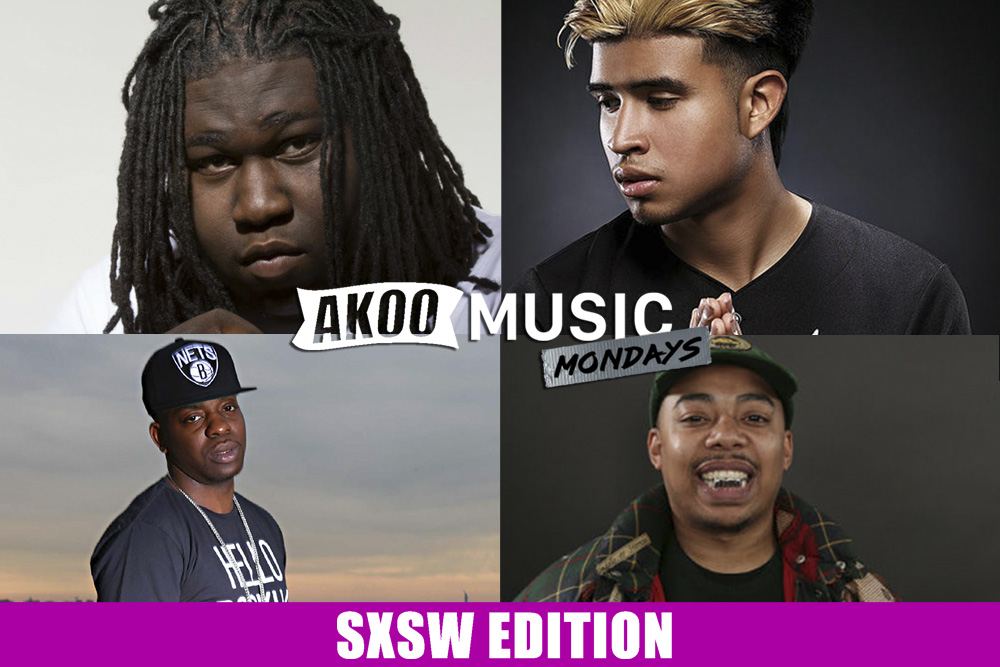 AKOO MUSIC MONDAYS: SXSW EDITION